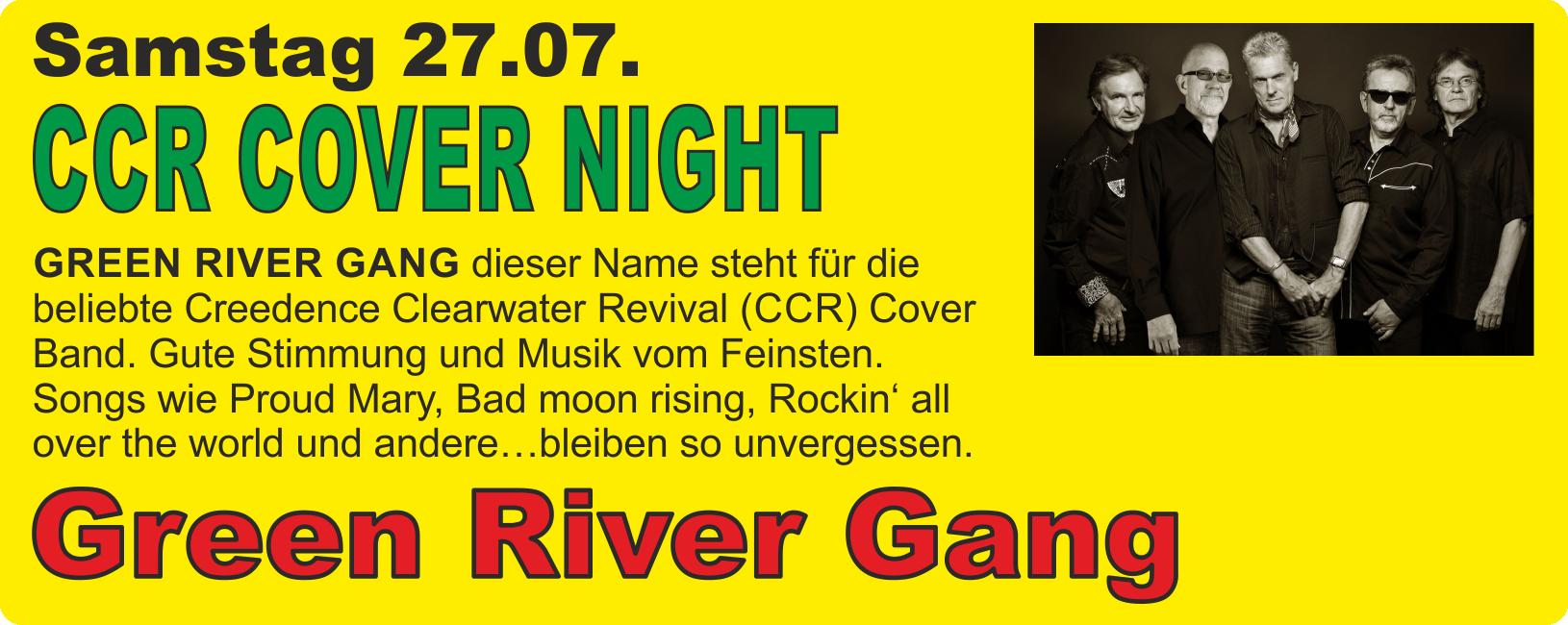 CCR Cover Night @ Harz Mountain Ranch | Bad Lauterberg im Harz | Niedersachsen | Deutschland