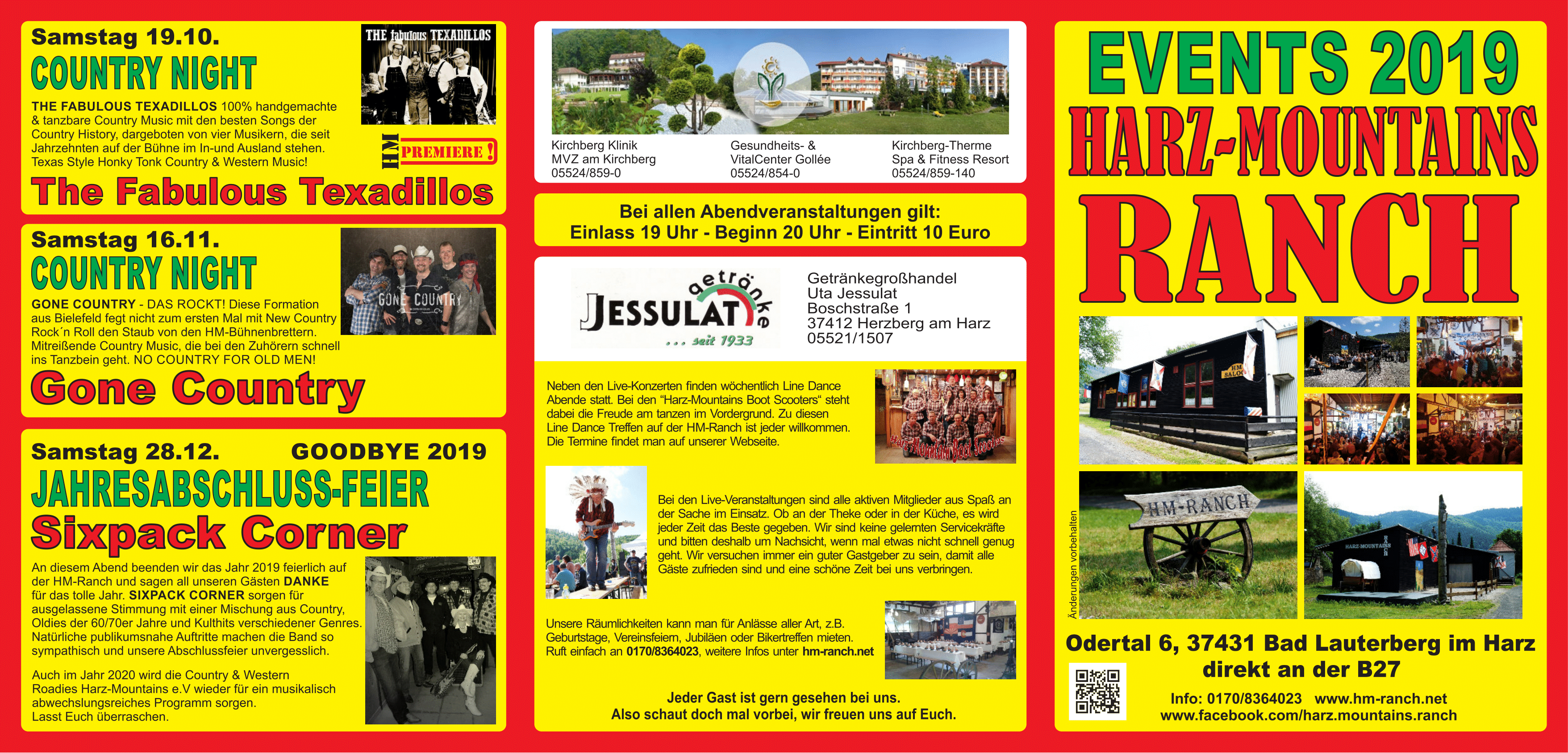 ranch events folder 2019 2