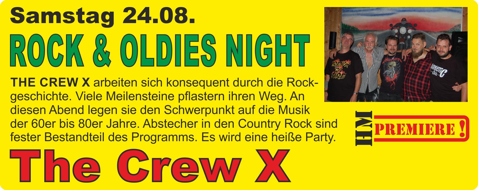 Rock & Oldies Night @ Harz Mountain Ranch | Bad Lauterberg im Harz | Niedersachsen | Deutschland
