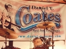 Country Night mit DANIEL T COATES & Band live 04.10.2014